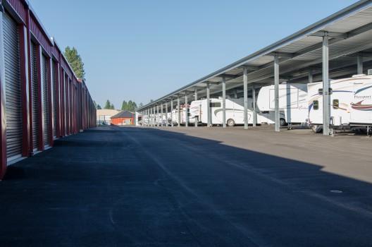 RV Storage Rentals Sherwood | Sentinel Self-Storage