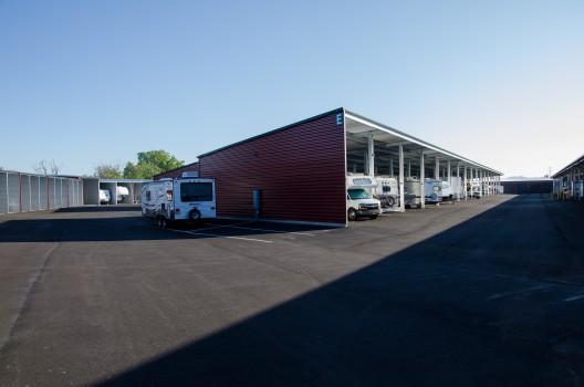 RV Storage Rentals Sherwood   Sentinel Self-Storage