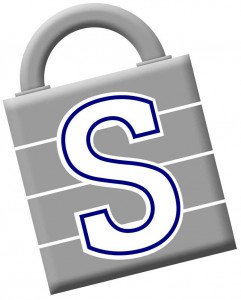 Sentinel Self-Storage Lock logo