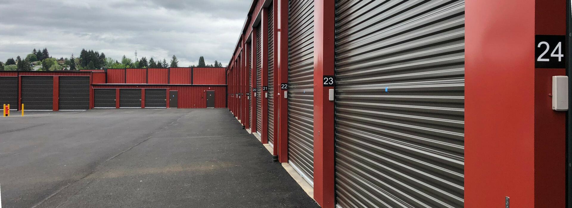Sherwood Or Storage Rv Storage Wine Storage